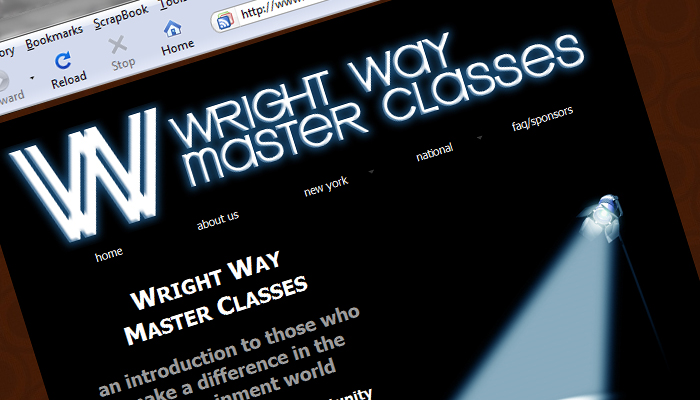 Wright Way Master Classes
